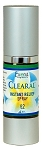 Clearal Organic Instant Relief Spray - Breakout Reducer with Colloidal Silver,  D-Panthenol, Fruit Acids.