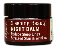 Sleeping Beauty Organic Night Balm