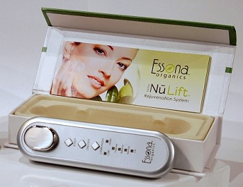 Ionic NuLift Skin Rejuvenation System - Galvanic, Ionic, EMS