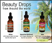 Organic Beauty Drops Collection